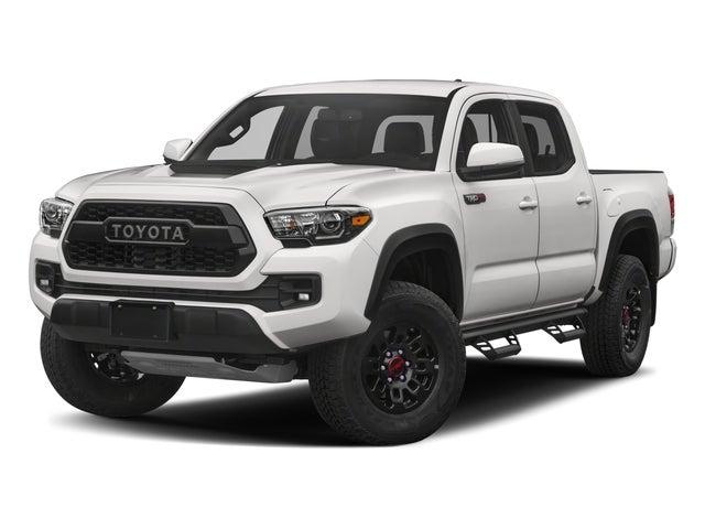 2018 Toyota Tacoma 4X4 DBL CAB