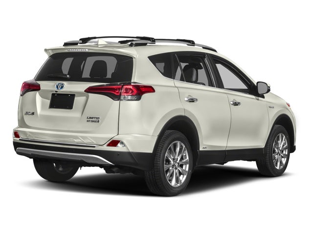 2018 Toyota Rav4 Hybrid Limited In Wooster Oh Of
