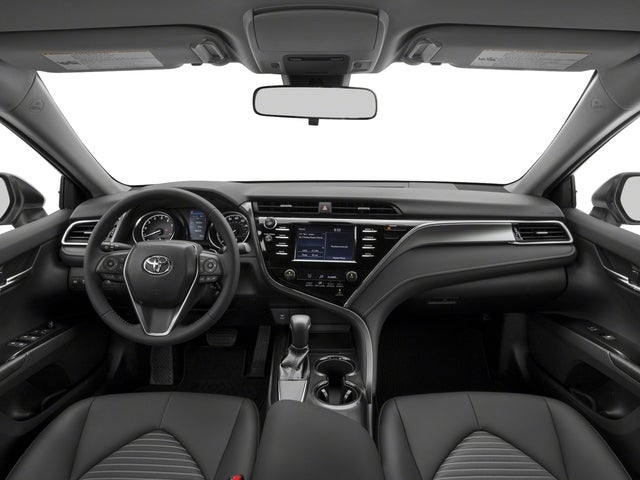 2018 Toyota Camry Se Toyota Dealer Serving Wooster Oh New And
