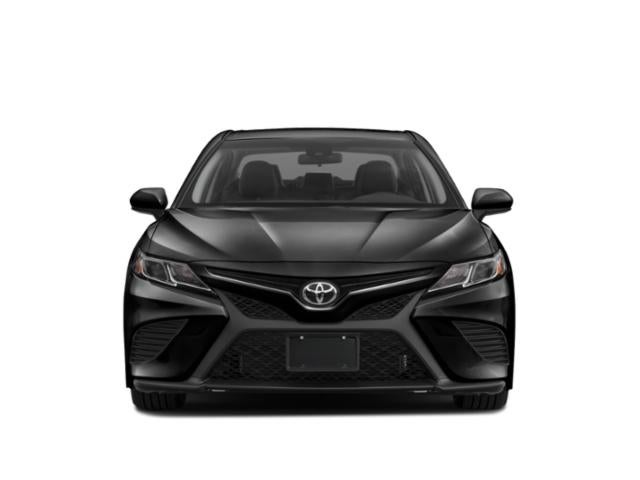 Black Toyota Camry >> 2019 Toyota Camry Sedan