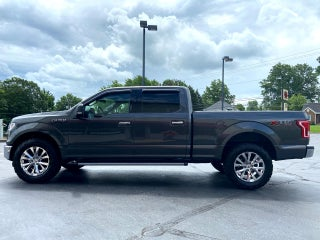 2016 Ford F 150 Xlt Supercrew 6 5 Ft Bed 4wd In Wooster